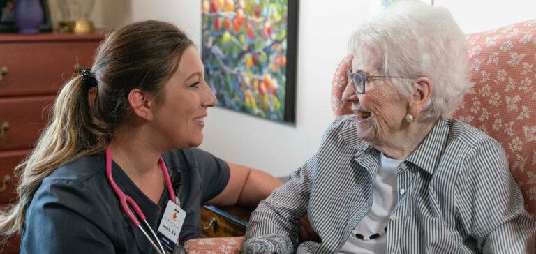 Skilled Nursing at Larksfield Place