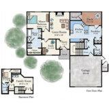 Milan Villa Floor Plan