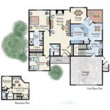 Trivoli Villa Floor Plan